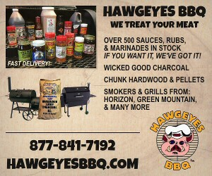 The World Famous BBQ Forum Since 1995 serving the Barbecue World